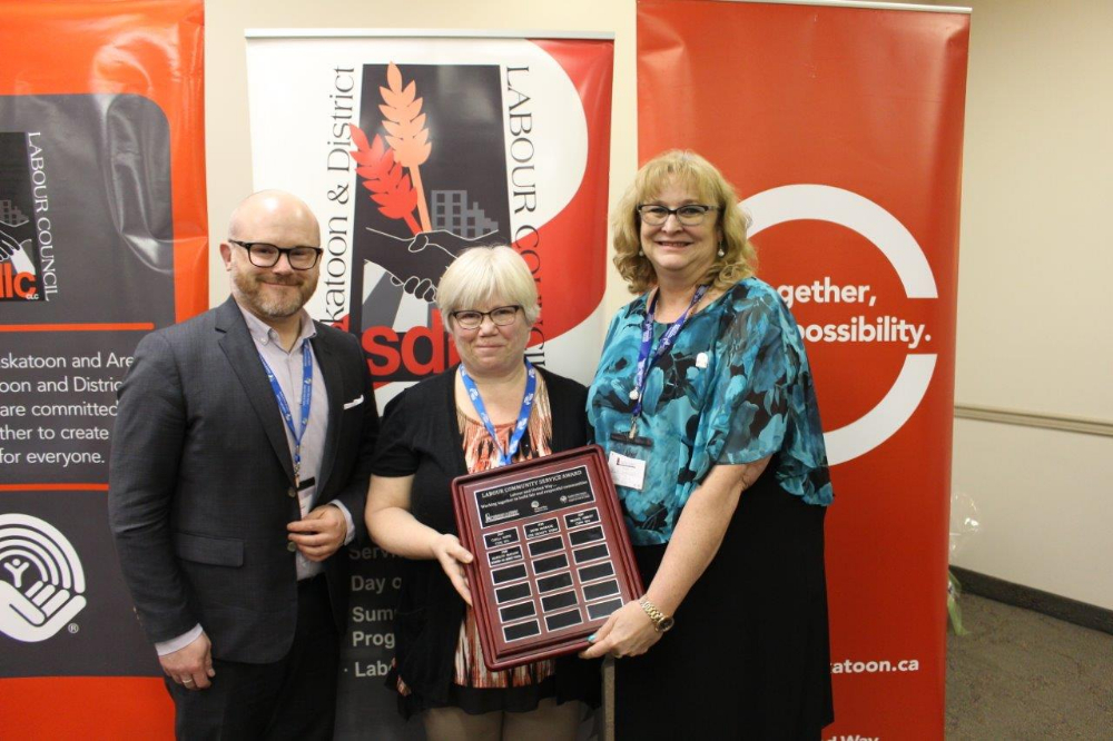 Labour Community Service Awards